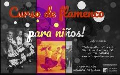 corso flamenco bambini BolognaDanza 18:19